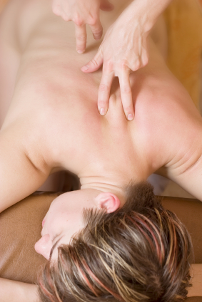 Therapy massage procedure